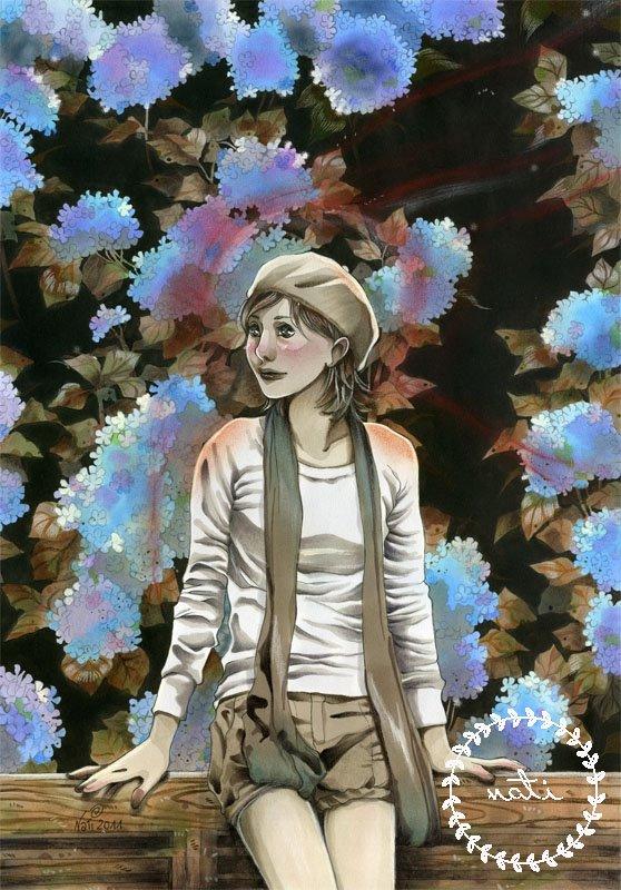 Aura no. 01. Character design