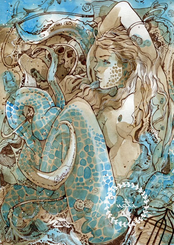 Sea Snake #01