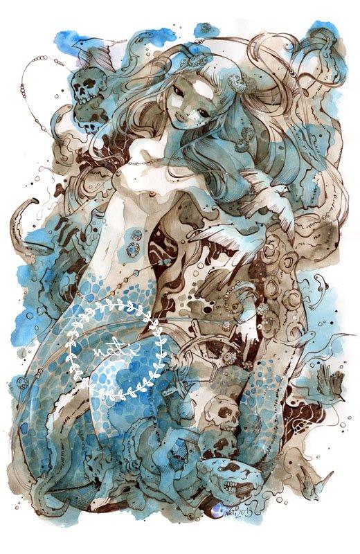 Sea Snake #02